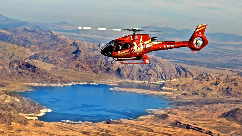 Grand Canyon West Rim Helicopter Tour - 70 Minutes ...