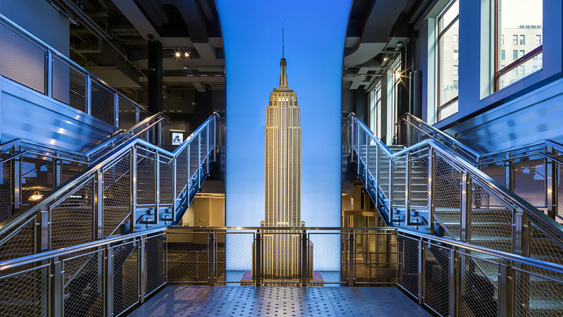 Empire State Building Observatory Ticket
