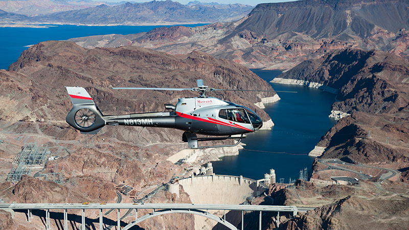 Grand Canyon Helicopter Ride with Canyon Floor Champagne Landing - 4 Hours (Hotel Shuttle Included)
