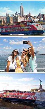 NYC Sightseeing Ferry Cruise, Skyline Tour