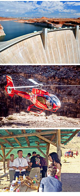 Grand Canyon Helicopter Tour with West Rim Landing