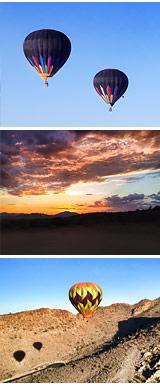 Hot Air Balloon Ride North Phoenix
