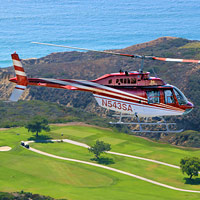 Enjoy views of San Diego and the West Coast in first class style. Soar above the coastline or head to a world-class winery. Board a helicopter for your fast pass to all the city's landmarks and sights!