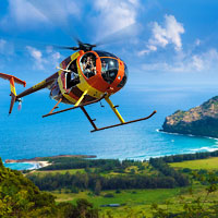 Say Aloha to Oahu on a helicopter tour! On this sightseeing experience, you will discover the hidden wonders of this magical island, and see popular sights from an unrivalled vantage point!