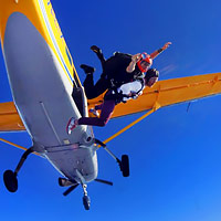 Looking to shake things up a bit? How about flying through Houston's sky at 120 mph? The thrill and excitement of the experience simply cannot be matched by any adventure you have done in the past!