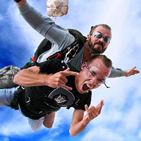 Skydiving Orlando