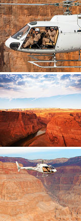 Doors Off VIP Grand Canyon Helicopter Tour - 1 Hour Flight