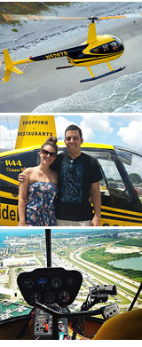 Helicopter Ride Cocoa Beach - 10 Minutes