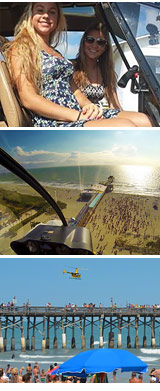 Helicopter Ride Cocoa Beach - 15 Minutes