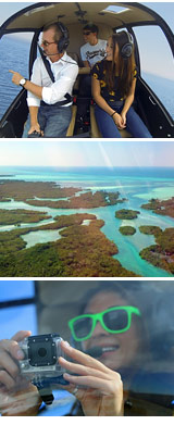 Helicopter Ride Key West - 20 Minutes