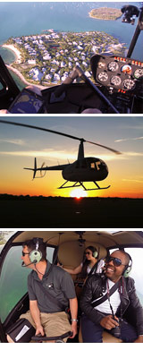 Helicopter Ride Key West - 30 Minutes Sunset Flight