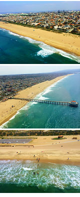 Helicopter Ride Los Angeles, Beaches and LAX - 30 Minutes