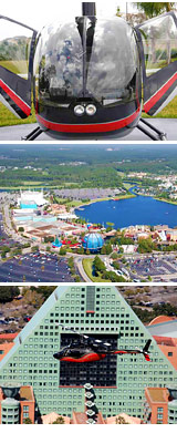 Helicopter Ride Orlando - 25 Minutes
