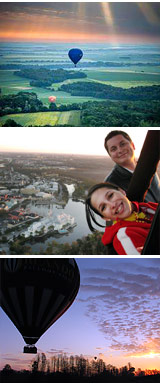Hot Air Balloon Ride Orlando - 1 Hour Flight