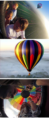 Hot Air Balloon Ride Miami - 1 Hour Flight