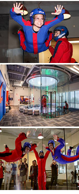 Indoor Skydiving Chicago, Rosemont - Earn Your Wings