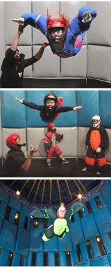 Indoor Skydiving Las Vegas
