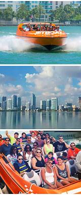 Jet Boat Ride Miami - 25 Minutes