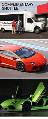 Lamborghini Aventador Drive
