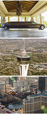 Las Vegas Helicopter Ride, Strip Day Tour - 12 Minute Flight