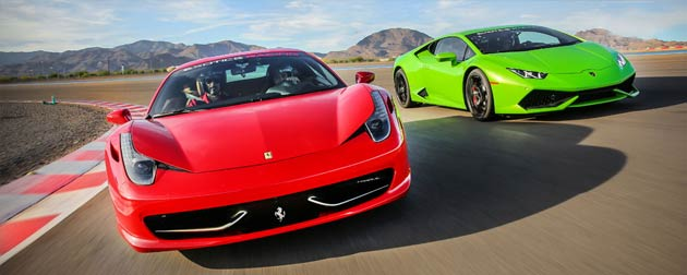 Exotic Supercars