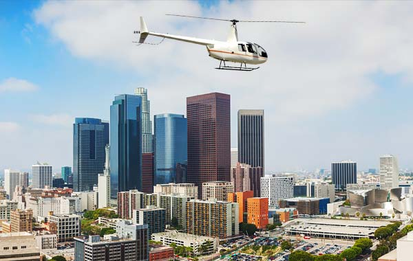 Helicopter Rides Los Angeles