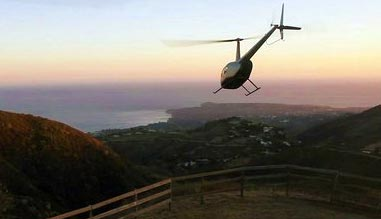 Helicopter Ride Los Angeles, Whiteman  Airport - 1 Hour