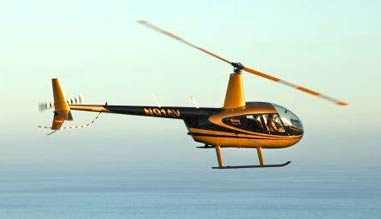 Private Helicopter Ride, Los Angeles - 40 Minutes