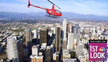Private Helicopter Ride Los Angeles, Ultimate Tour