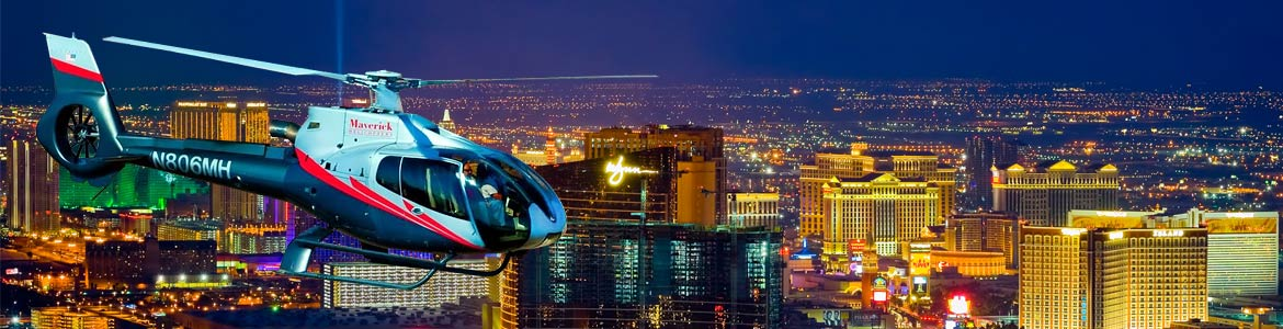 Helicopter Rides Las Vegas
