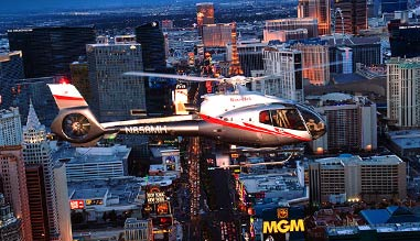 Helicopter Ride Las Vegas Nights
