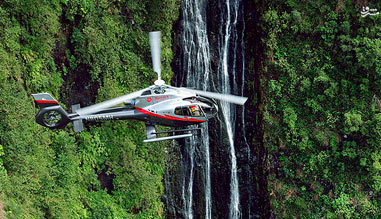 Helicopter Tour Maui - 60 Minutes