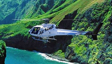 Helicopter Tour Maui Molokai - 45 Minutes