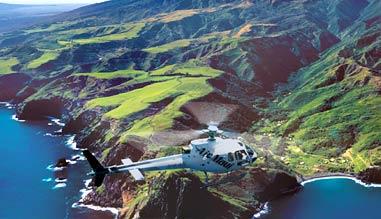Helicopter Tour Maui, West Maui and Molokai - 1 Hour