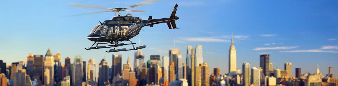 Helicopter Rides New York