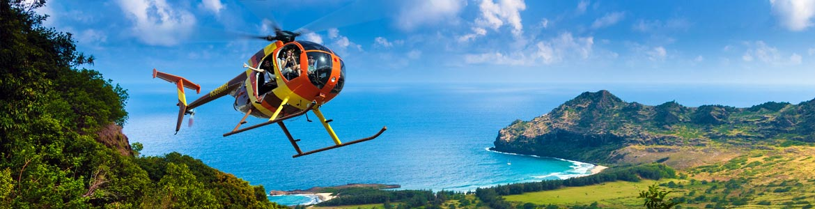 Oahu Helicopter Tours  Hawaii Heli Rides  Adrenaline