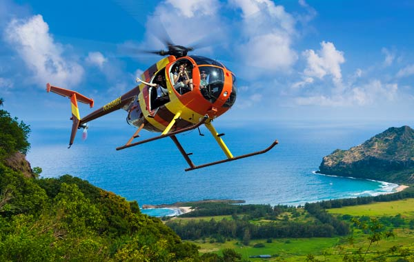 Novictor Oahu Helicopter Tours Honolulu Hi