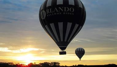 Hot Air Balloon Ride Orlando, Weekday