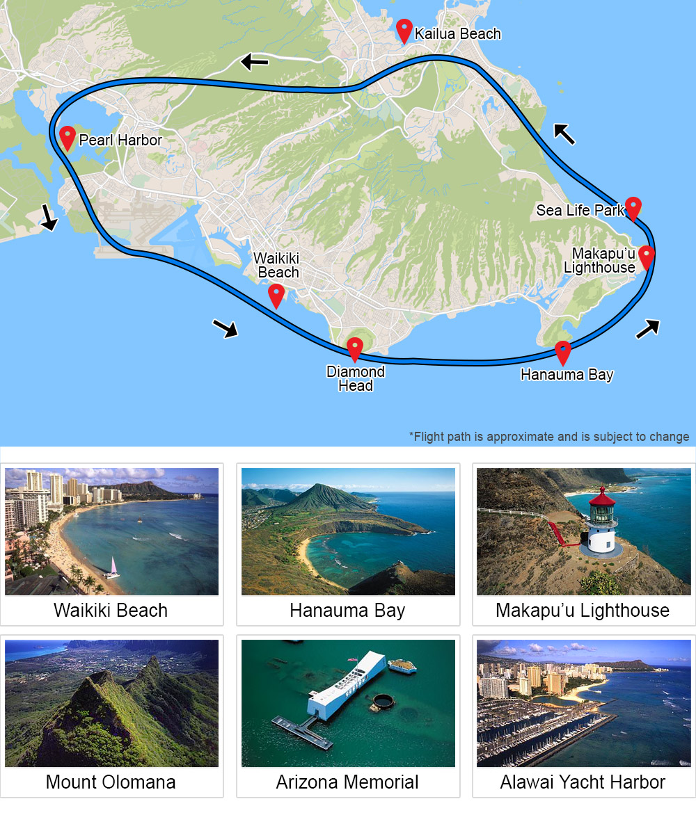 Oahu Helicopter Tour Of Pali Makani  30 Minutes  Adrenaline