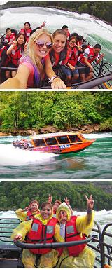 Niagara Falls Jet Boat Ride - 1 Hour