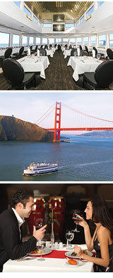 Dinner Cruise San Francisco - 3 Hours