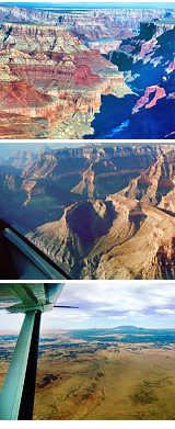 Phoenix to Grand Canyon flight