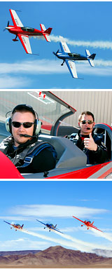 Sky Combat Dogfighting Experience for Two, Las Vegas