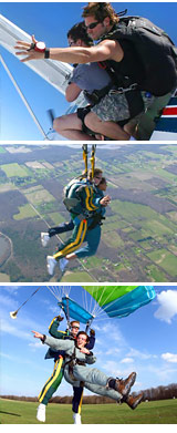 Skydiving Canton