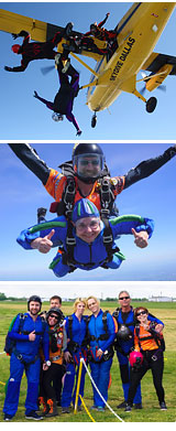 Skydive Dallas, Whitewright - 14,000ft Jump Weekends