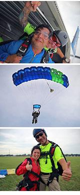 Skydiving Houston Weekend