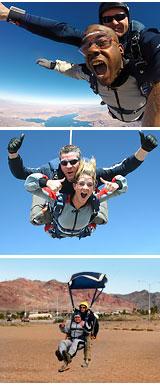 Skydive Las Vegas Boulder City - 15,000ft Jump - Free Hotel Shuttle