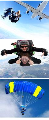 Skydiving Monterey Bay