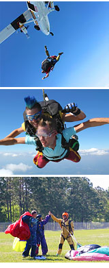 Skydive New Orleans - 14,000ft Jump
