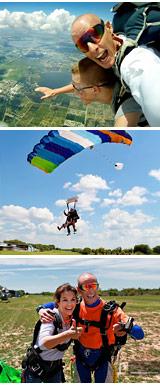 Skydive Orlando, Tampa Bay